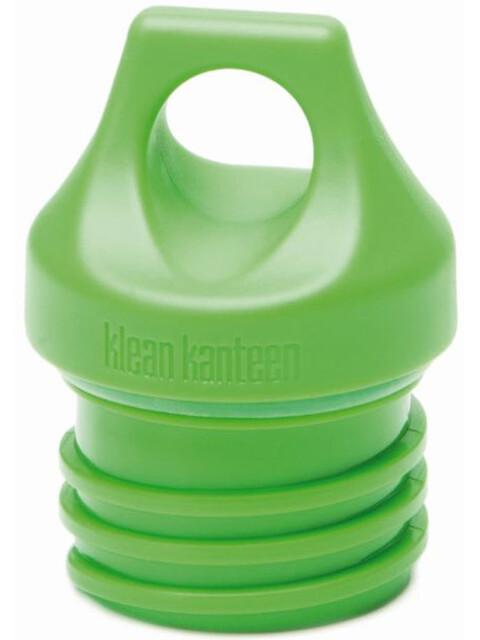 Klean Kanteen Kid Loop Cap für Classic Flaschen green